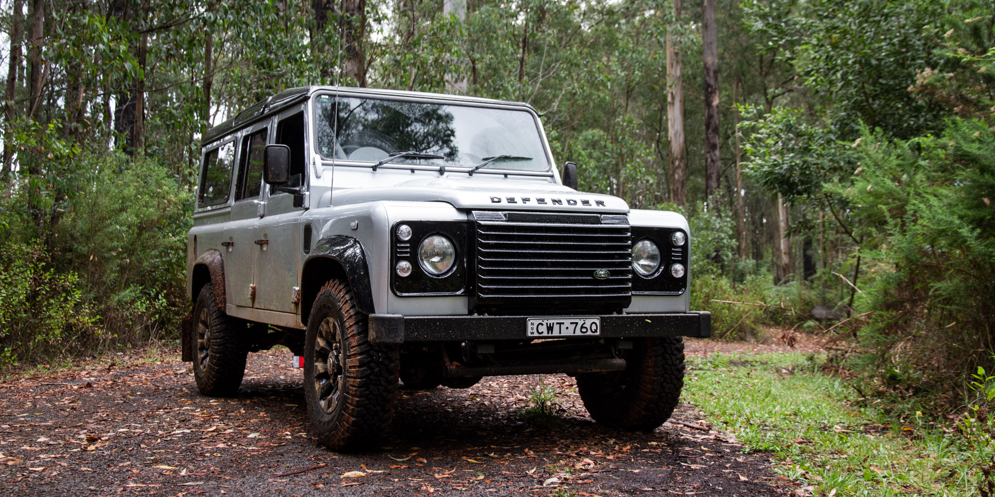 2015 land rover defender 110 review caradvice. Black Bedroom Furniture Sets. Home Design Ideas