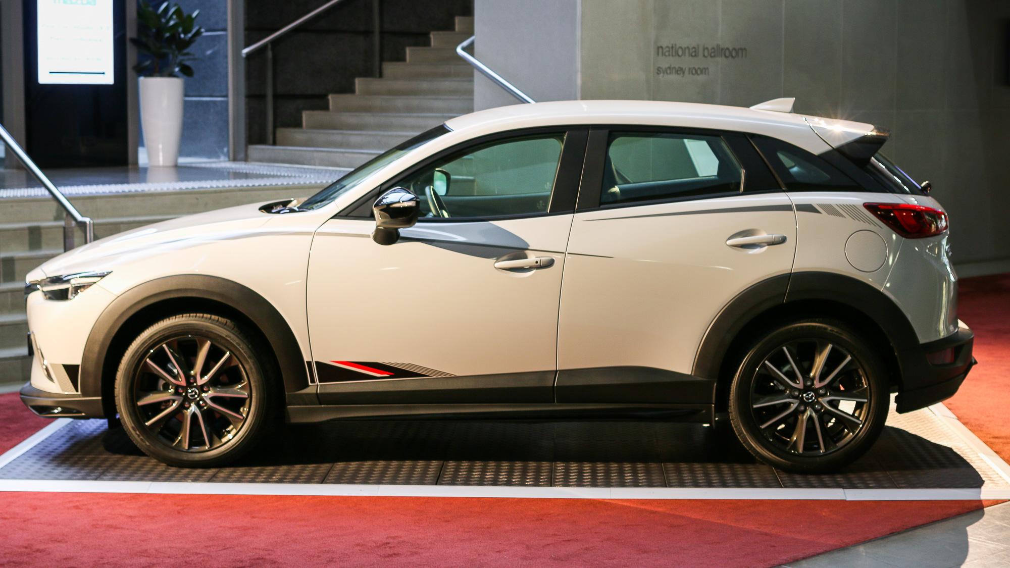 Mazda White Auto Paint