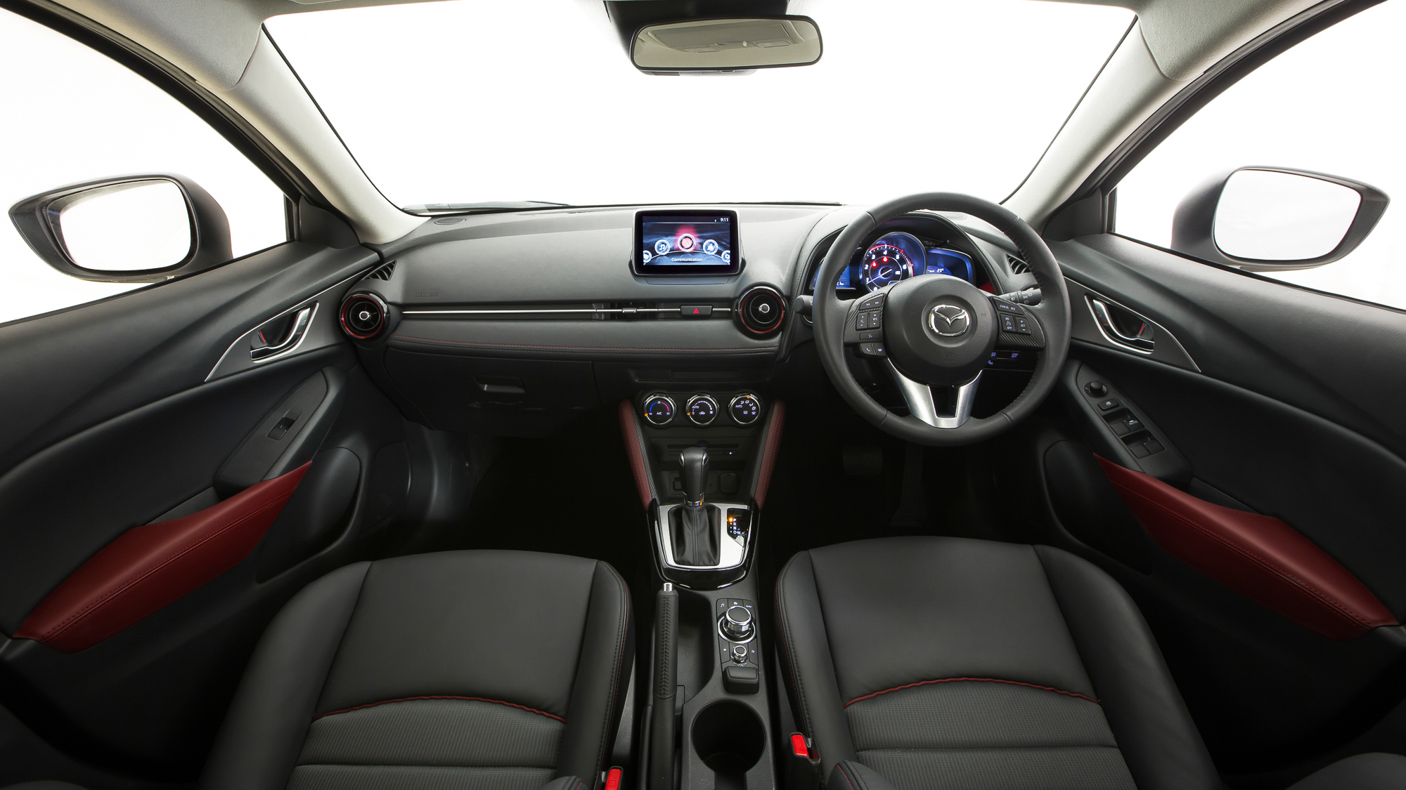 2015 mazda cx 3 pricing and specifications photos 1 of 3. Black Bedroom Furniture Sets. Home Design Ideas