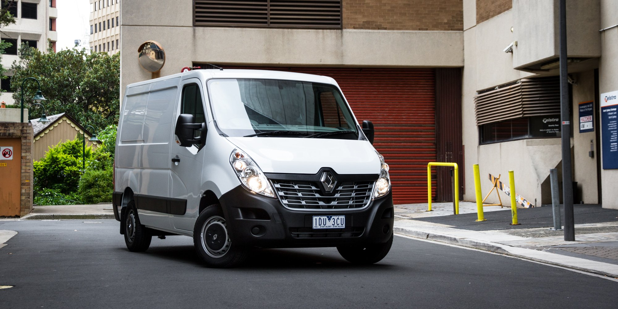 2015 Renault Master L1H1 Review | CarAdvice