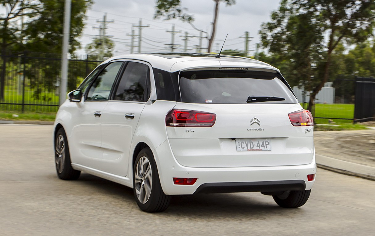 2015 Citroen C4 Picasso Review Caradvice