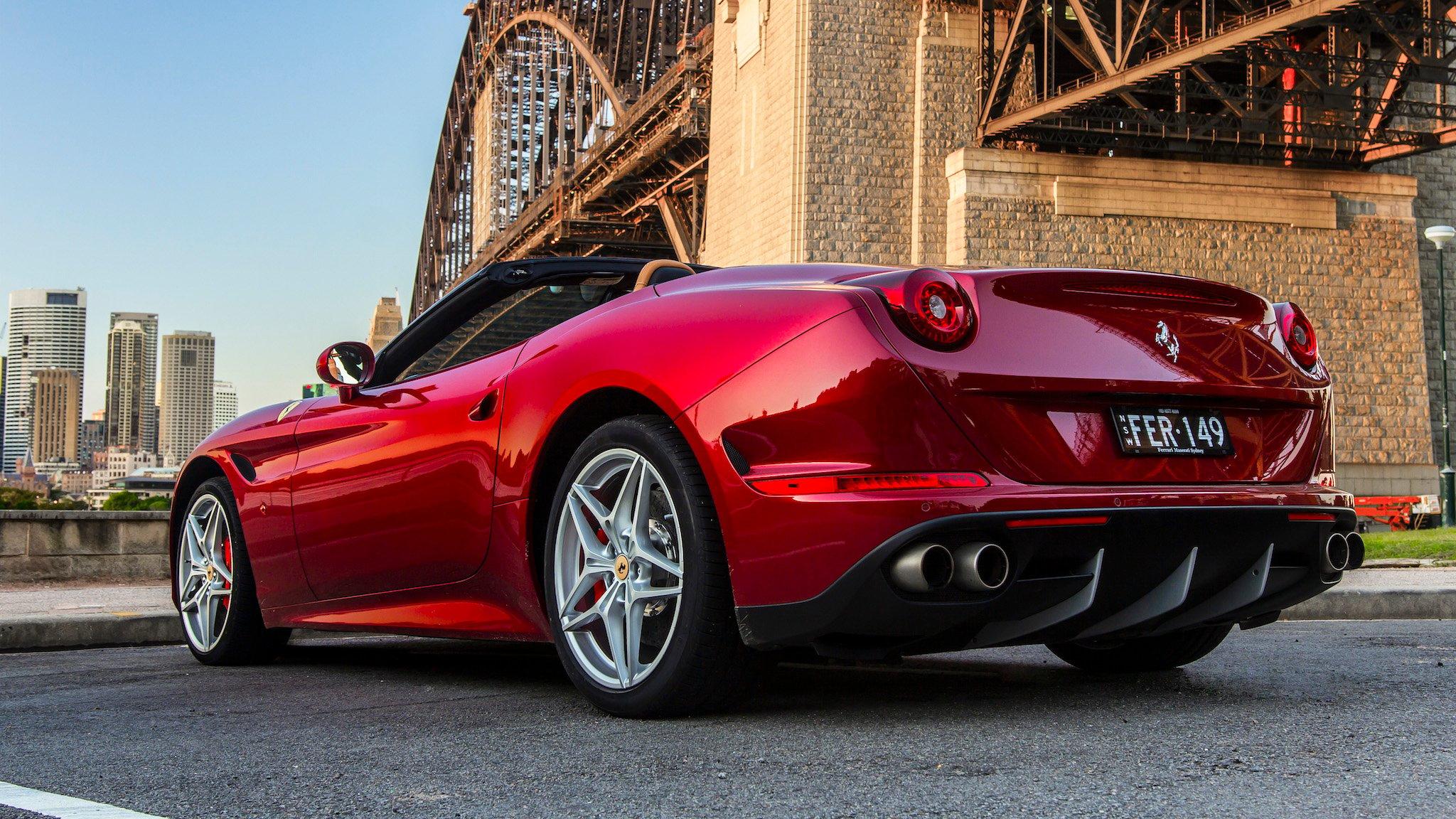 2015 Ferrari California T Review | CarAdvice
