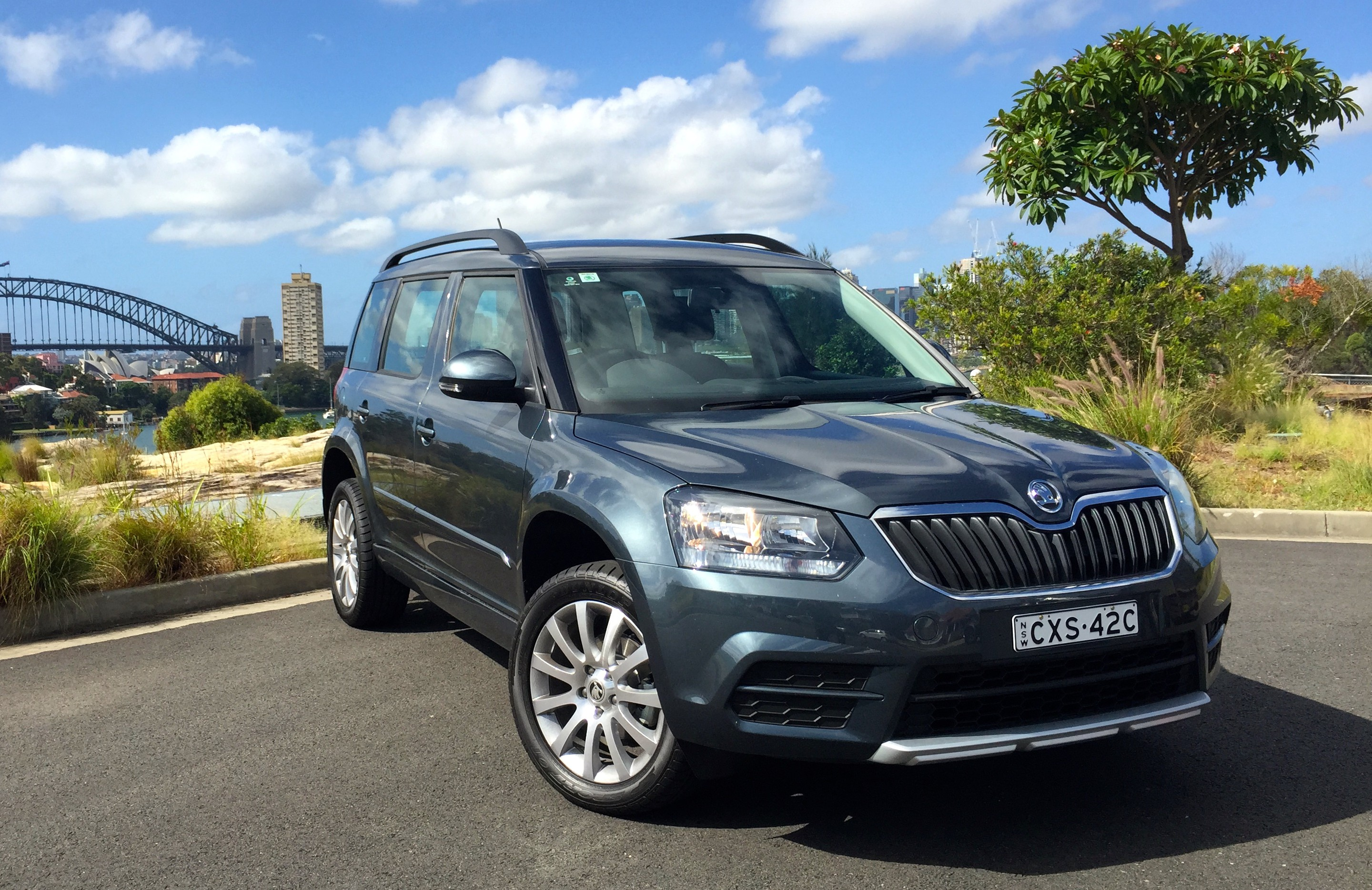 2015 skoda yeti 77tsi active review caradvice. Black Bedroom Furniture Sets. Home Design Ideas
