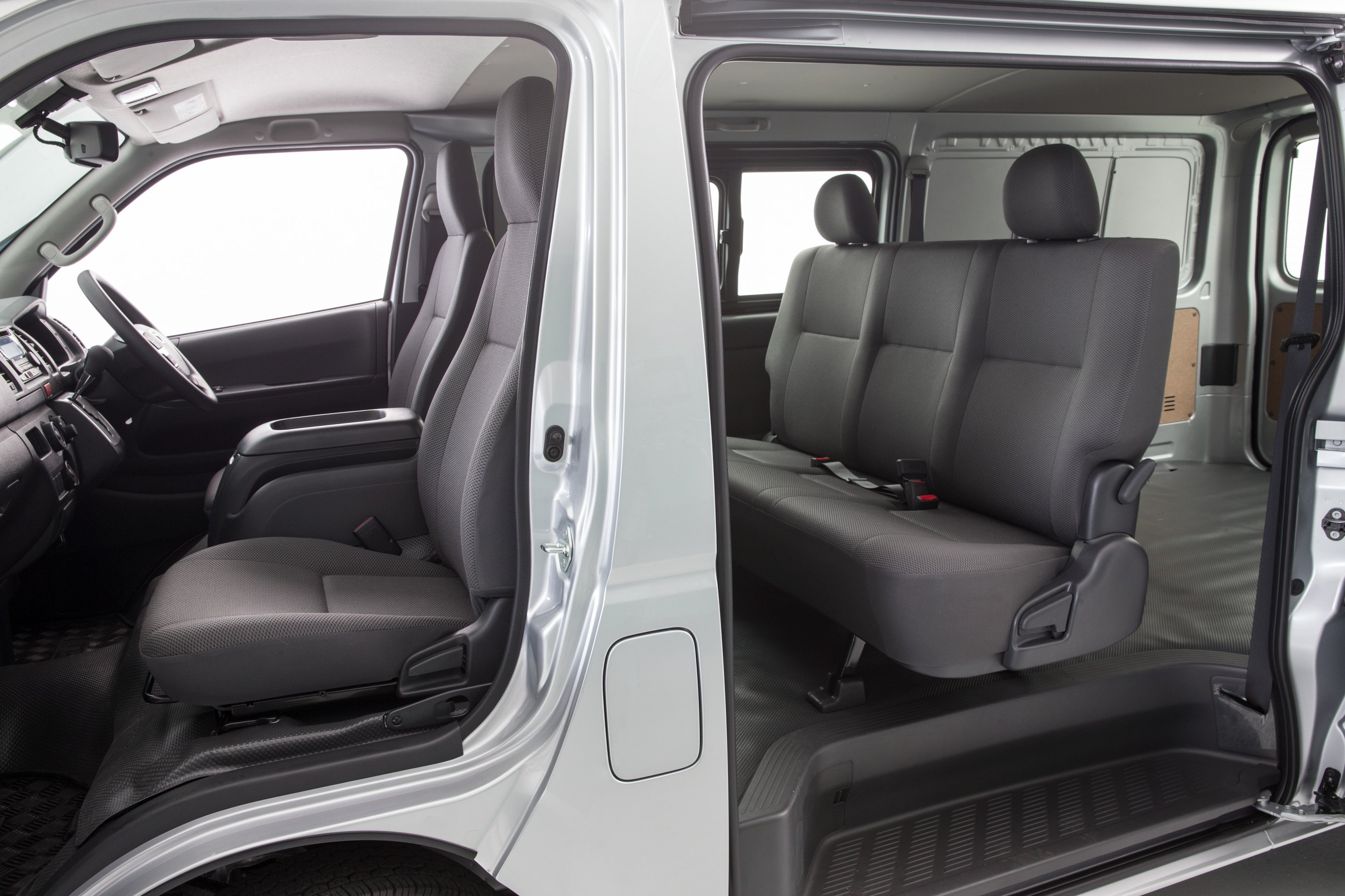 Toyota HiAce gets a range of updates - Photos (1 of 8)