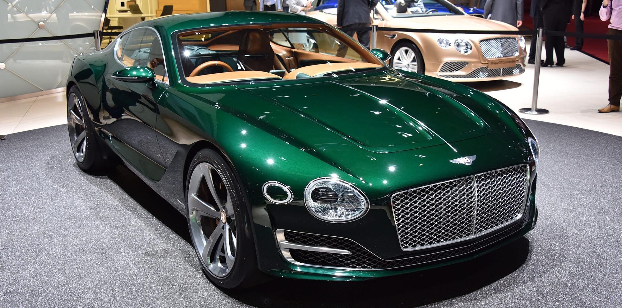 exp  speed  coupe     company   bentley report