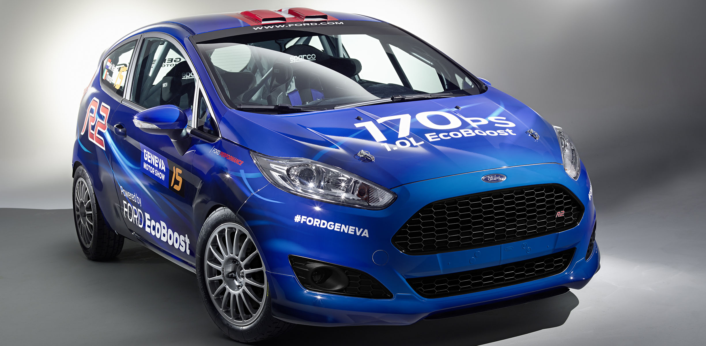 ford fiesta r2 rally car revealed no fiesta rs planned photos 1 of 3. Black Bedroom Furniture Sets. Home Design Ideas