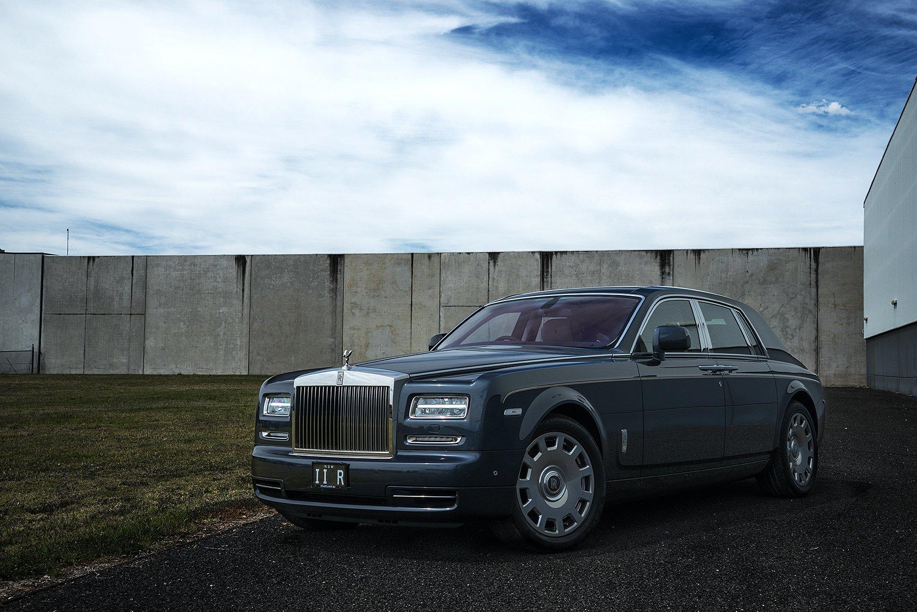 2015 Rolls-Royce Phantom Series II Review   CarAdvice