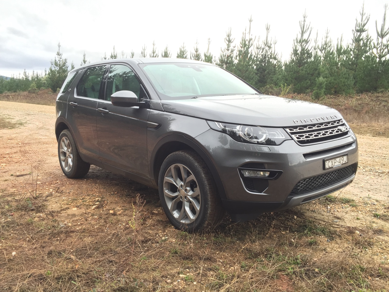 2015 land rover discovery sport review caradvice. Black Bedroom Furniture Sets. Home Design Ideas