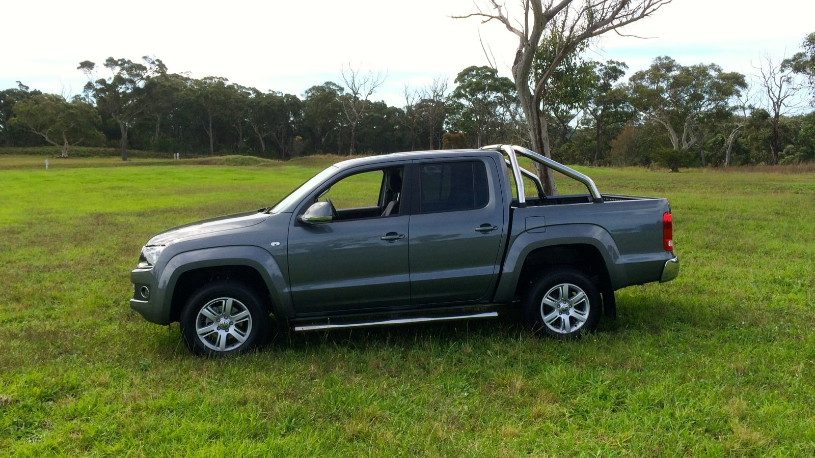 2015 volkswagen amarok tdi420 highline review caradvice. Black Bedroom Furniture Sets. Home Design Ideas