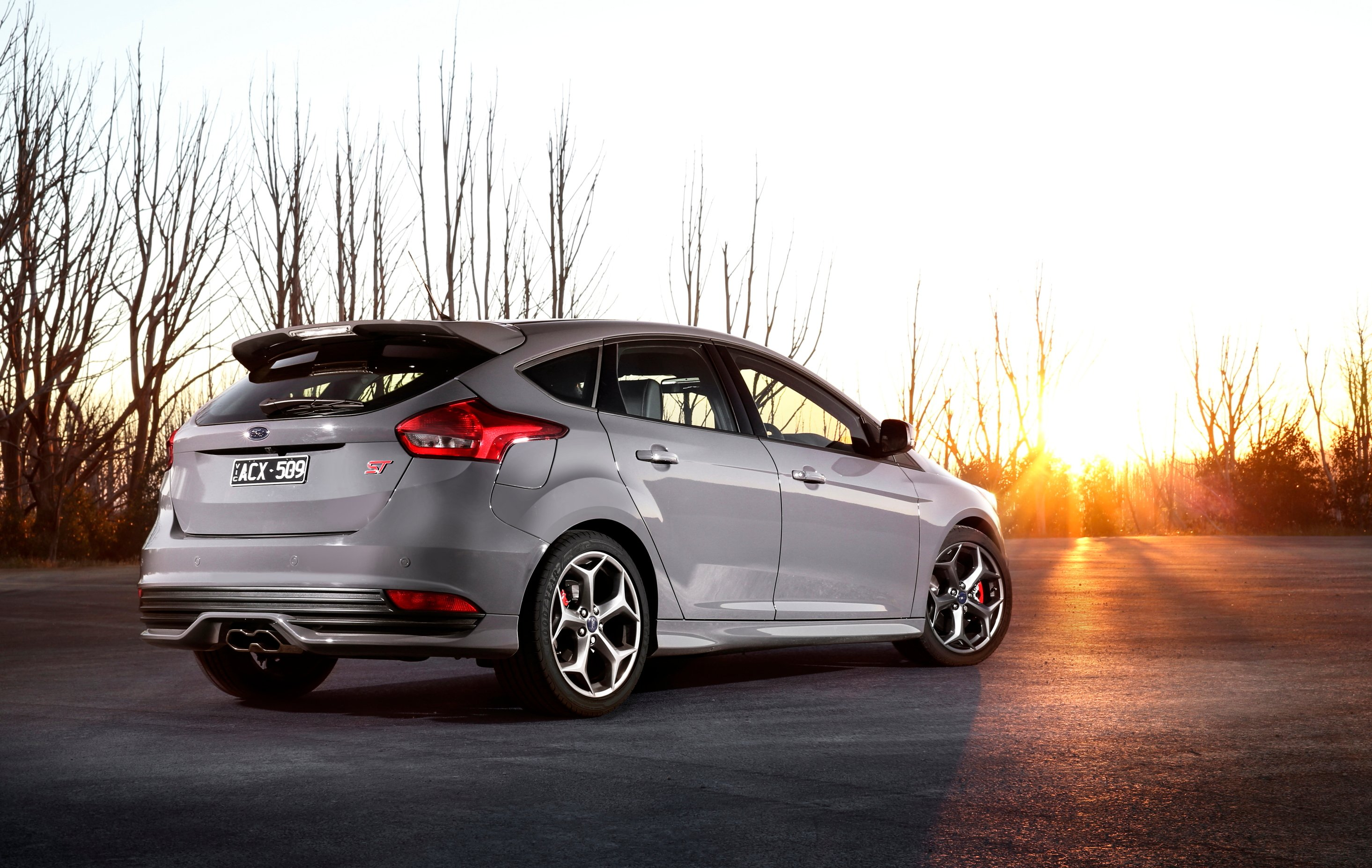 2015 ford focus st review caradvice. Black Bedroom Furniture Sets. Home Design Ideas
