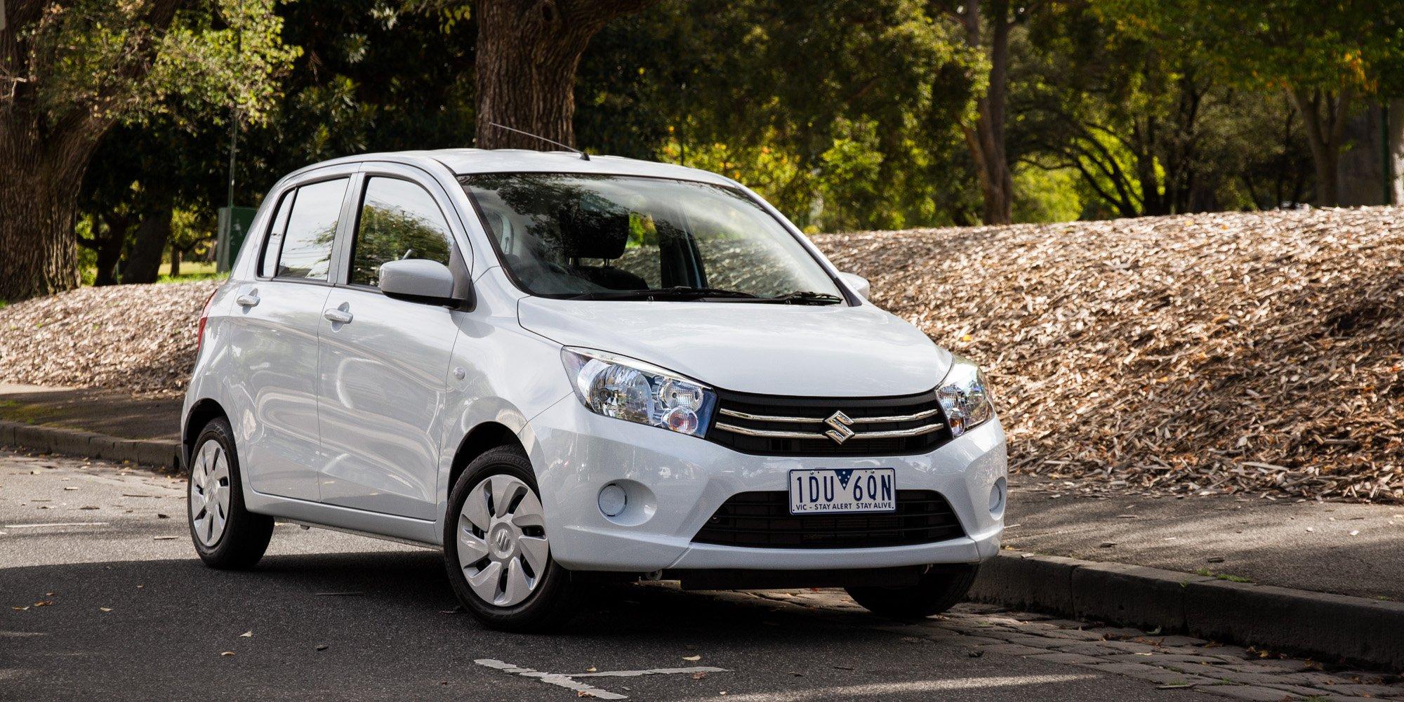 2015 Suzuki Celerio Review Caradvice