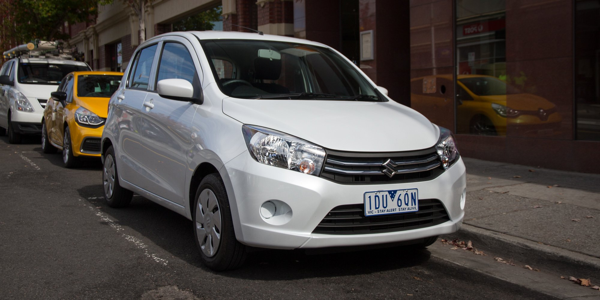 Suzuki Celerio Manual Review