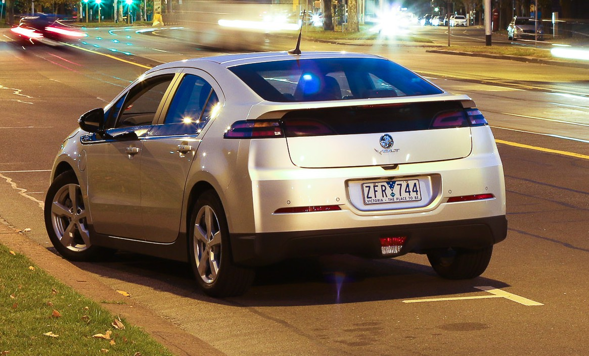 the holden volt is dead photos 1 of 4