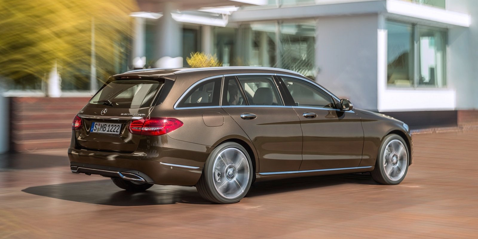 Mercedes benz c class range expands with c160 and c300 for Mercedes benz range