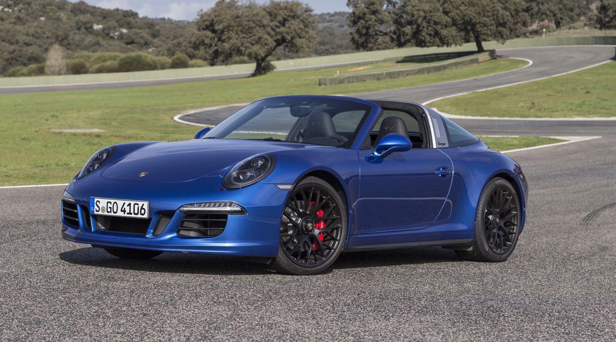 2015 Porsche 911 Targa 4 Gts Review Caradvice