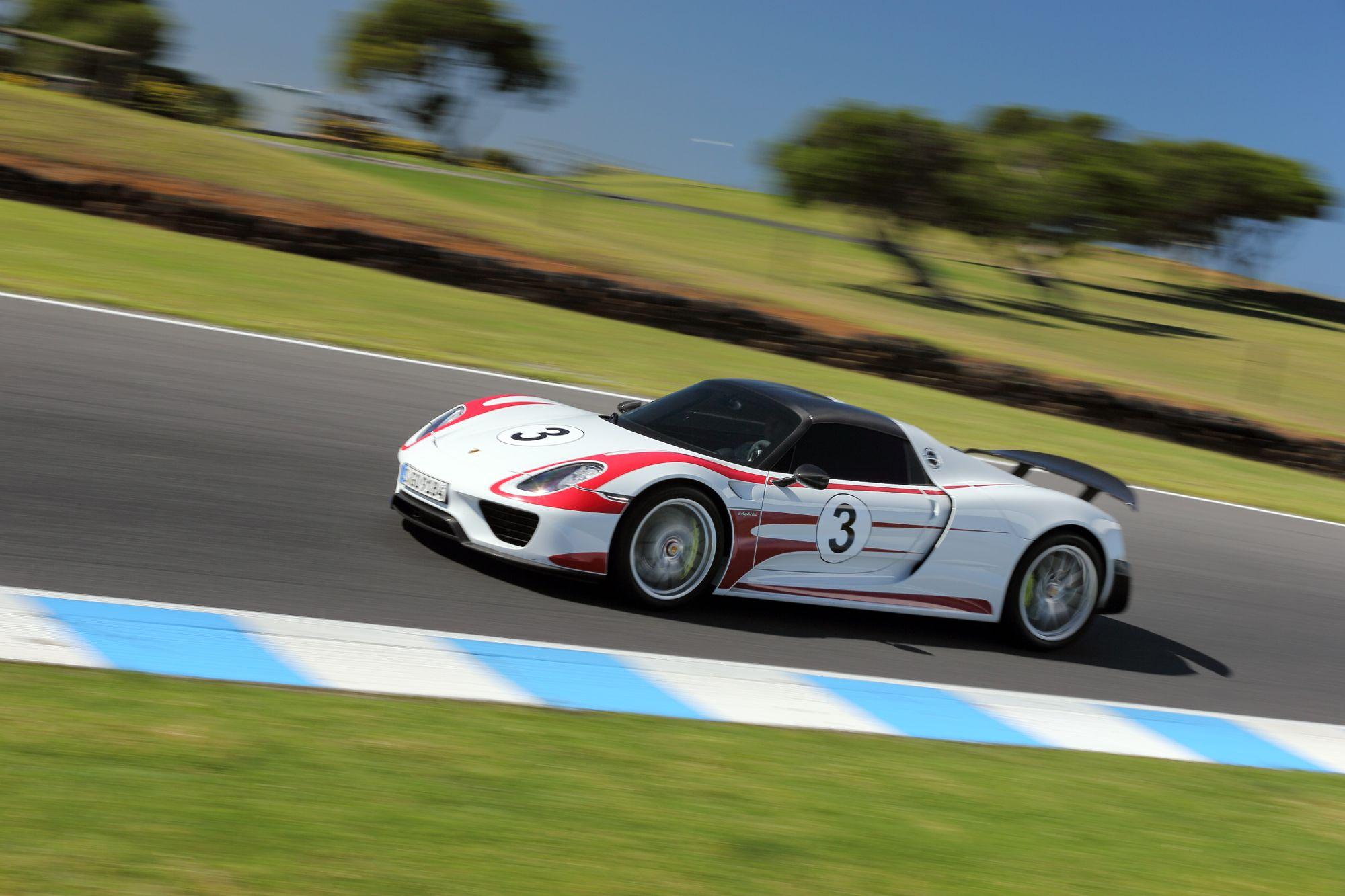 2015 porsche 918 spyder review track test caradvice