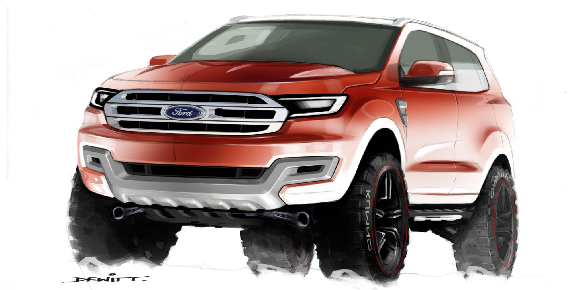 You Ever Imagined New Ford >> Ford Everest 2018 | 2018, 2019, 2020 Ford Cars