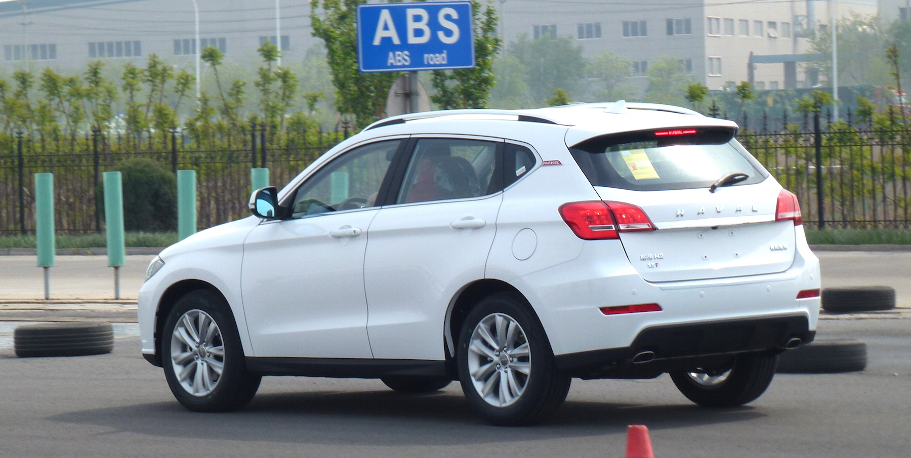 Haval H2 Review : Quick drive | CarAdvice