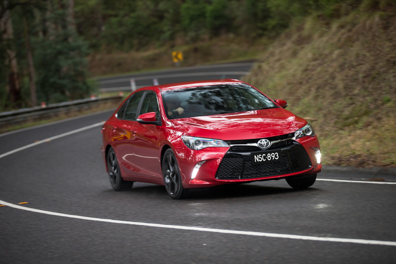New 20 17 Toyota Camry
