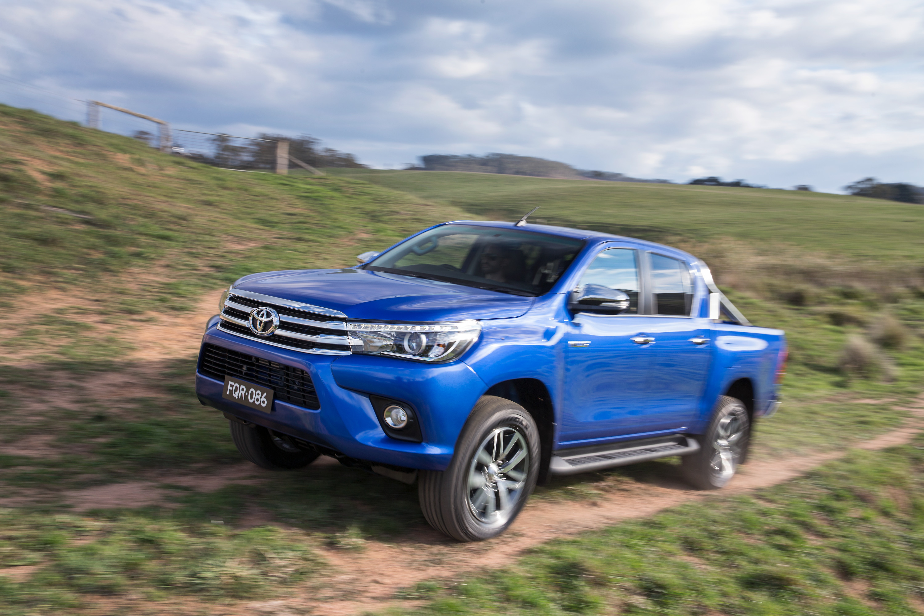Cool 2016 Toyota HiLux 40litre Petrol V6 Power Output To Remain Unchanged