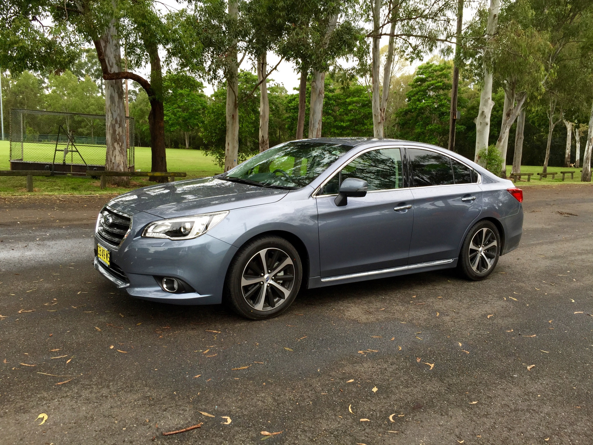 New 2015 Subaru Liberty 36R Review  CarAdvice
