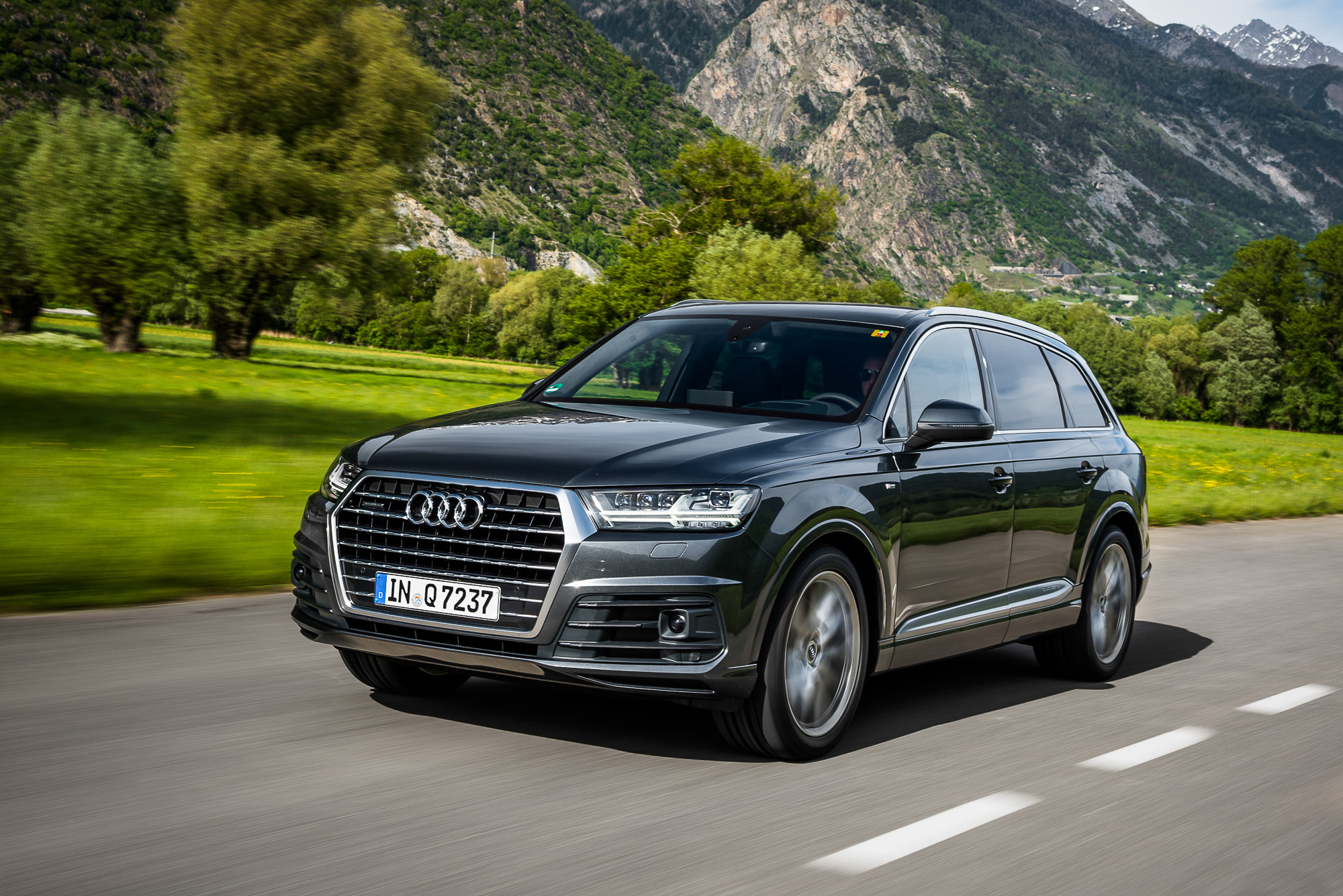 Audi Q5 Lease >> 2016 Audi Q7 Review | CarAdvice