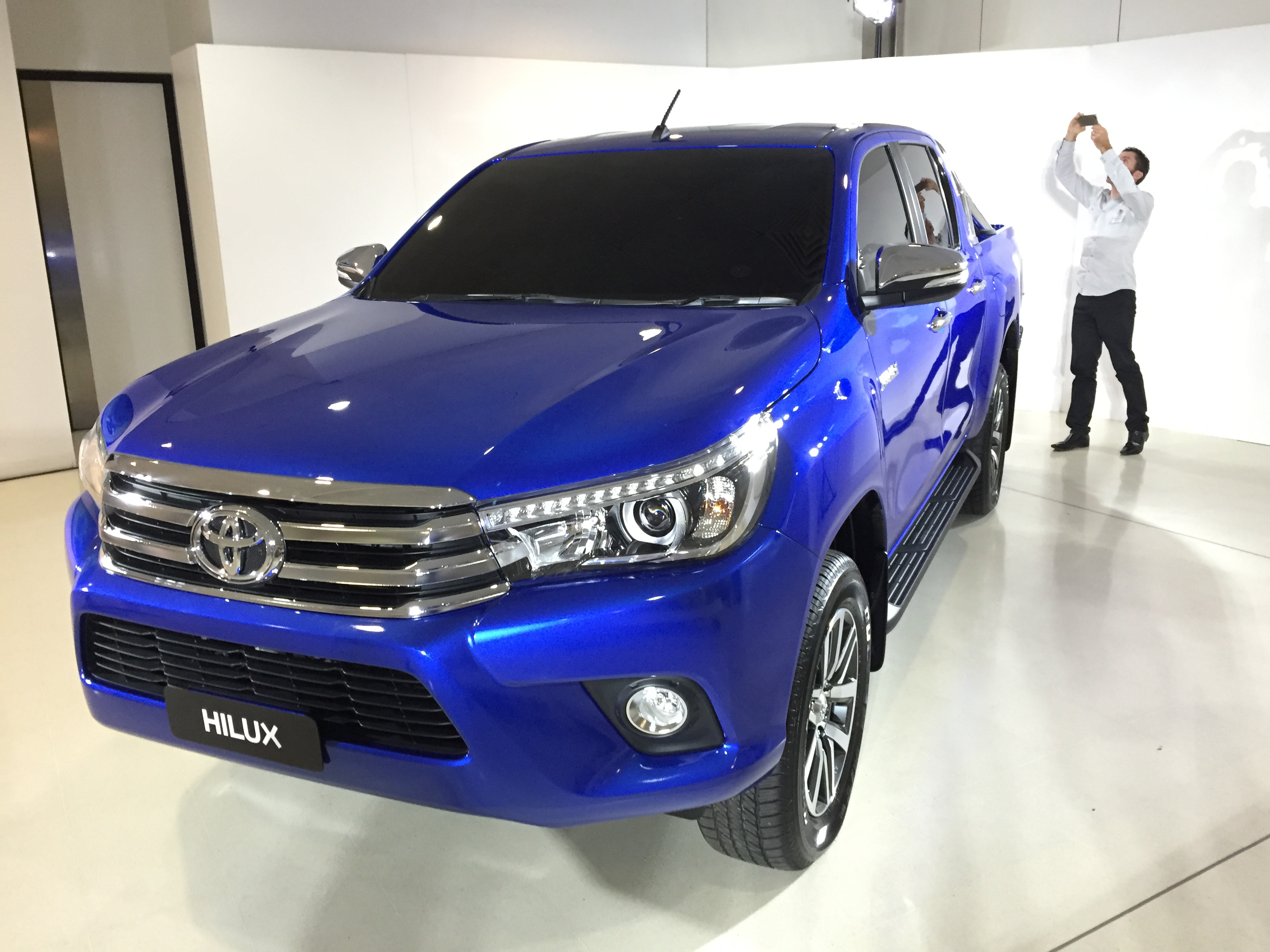 Unique 2016 Toyota HiLux Global Reveal Image Gallery  Photos 1 Of 49