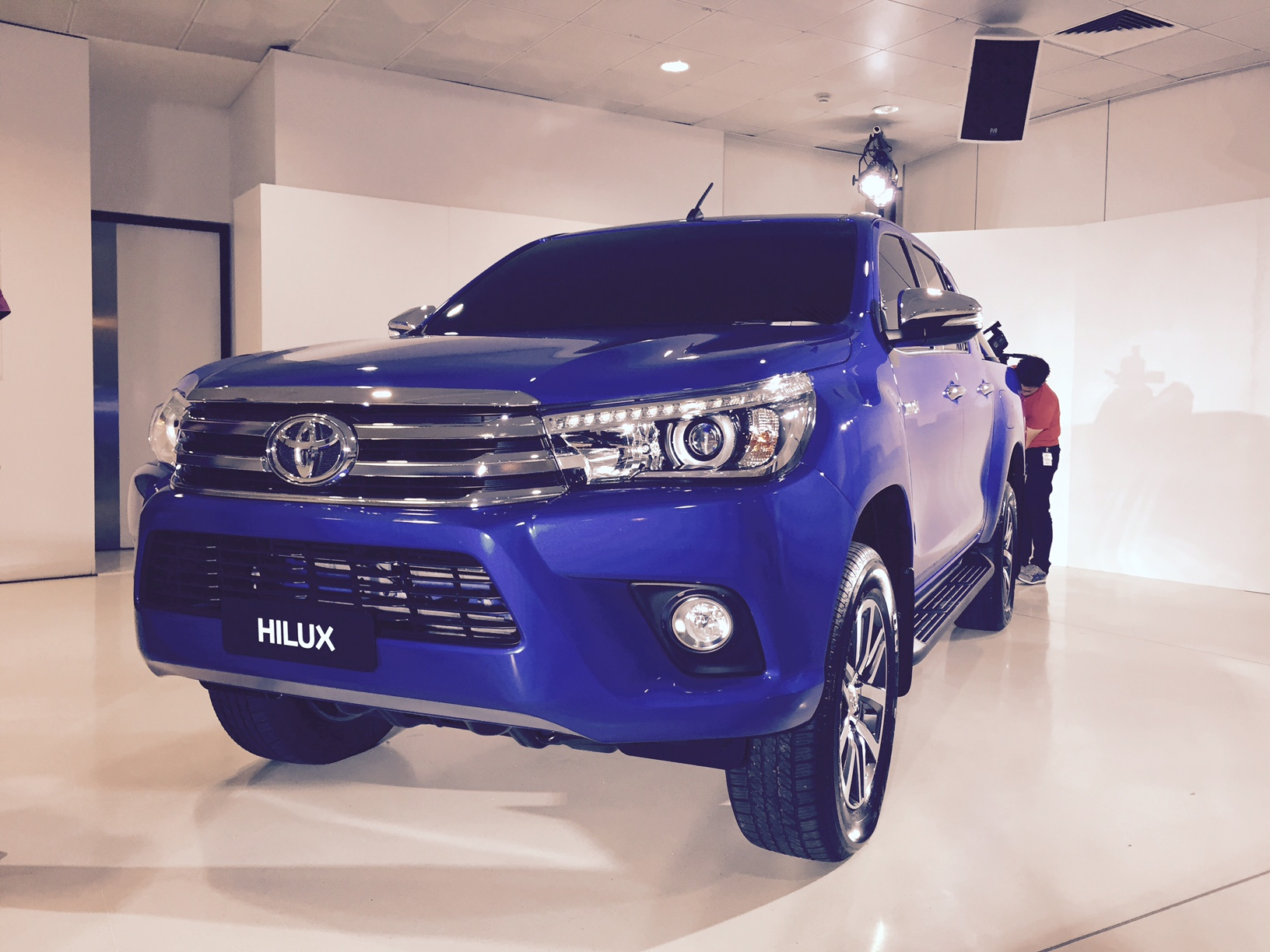 Luxury 2016 Toyota HiLux Global Reveal Image Gallery  Photos 1 Of 49
