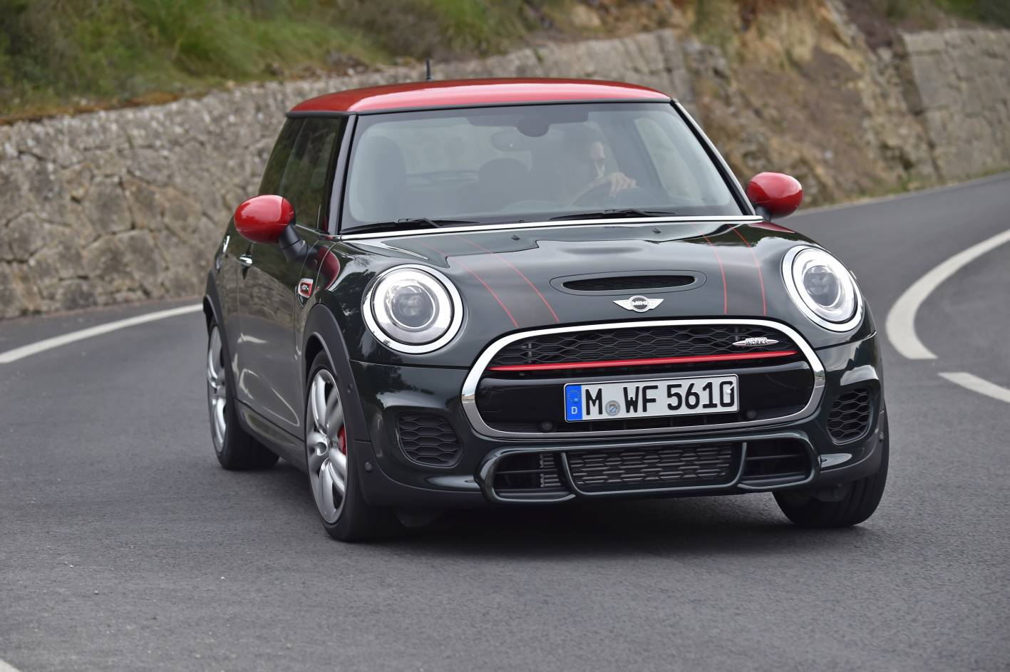 2016 mini john cooper works unveiled in australia at mini for Garage mini cooper annemasse