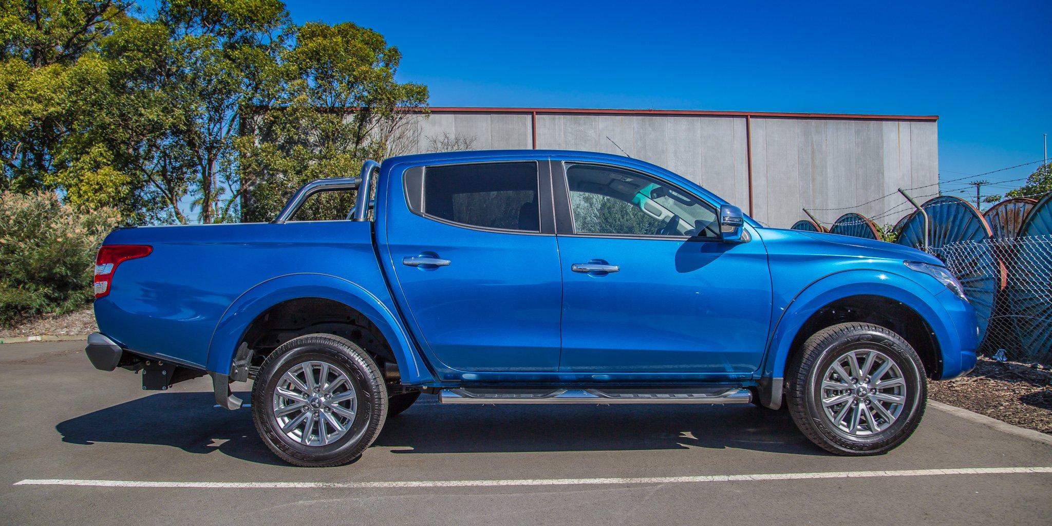 2016 Mitsubishi Triton GLS Review