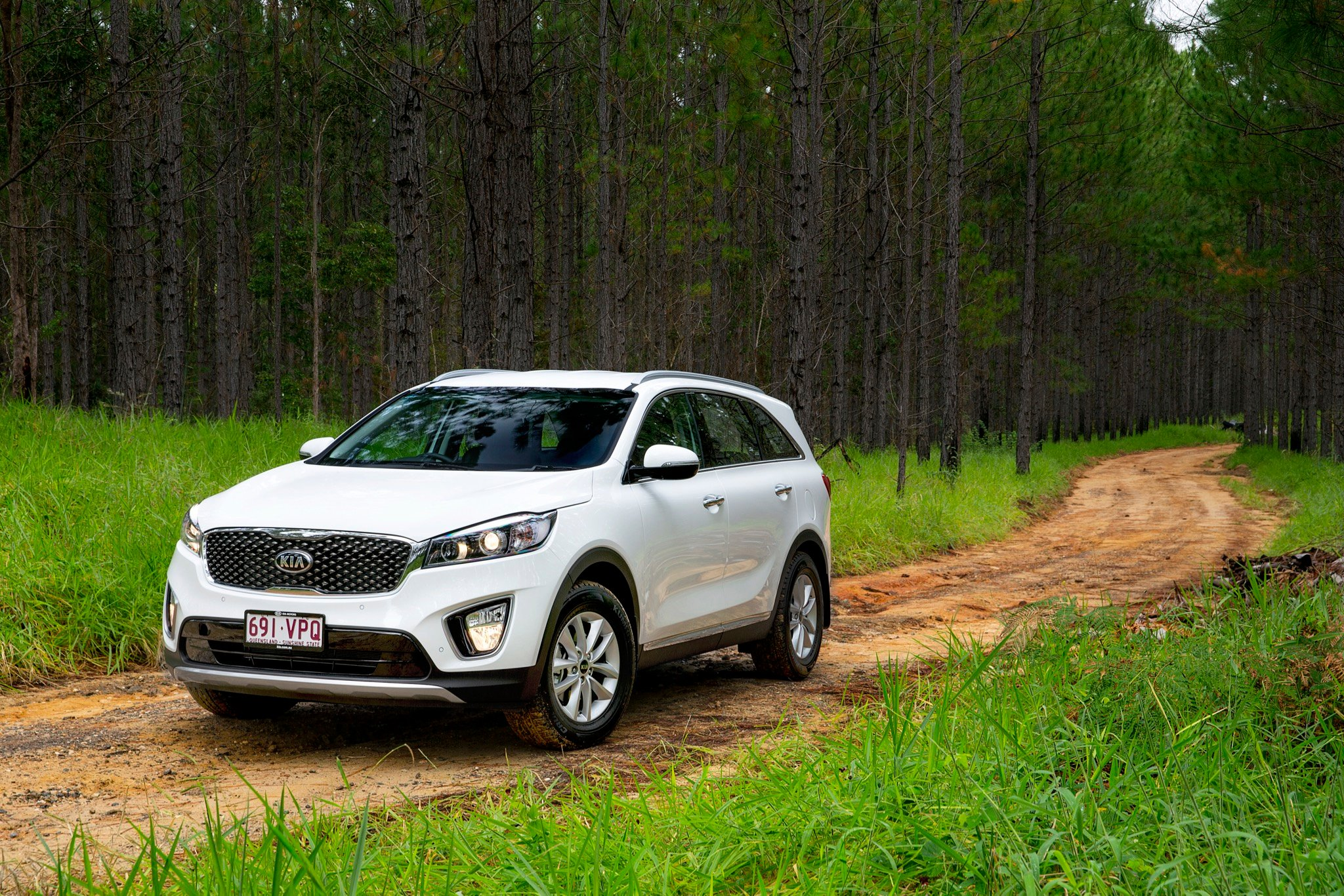 2015 kia sorento review caradvice. Black Bedroom Furniture Sets. Home Design Ideas