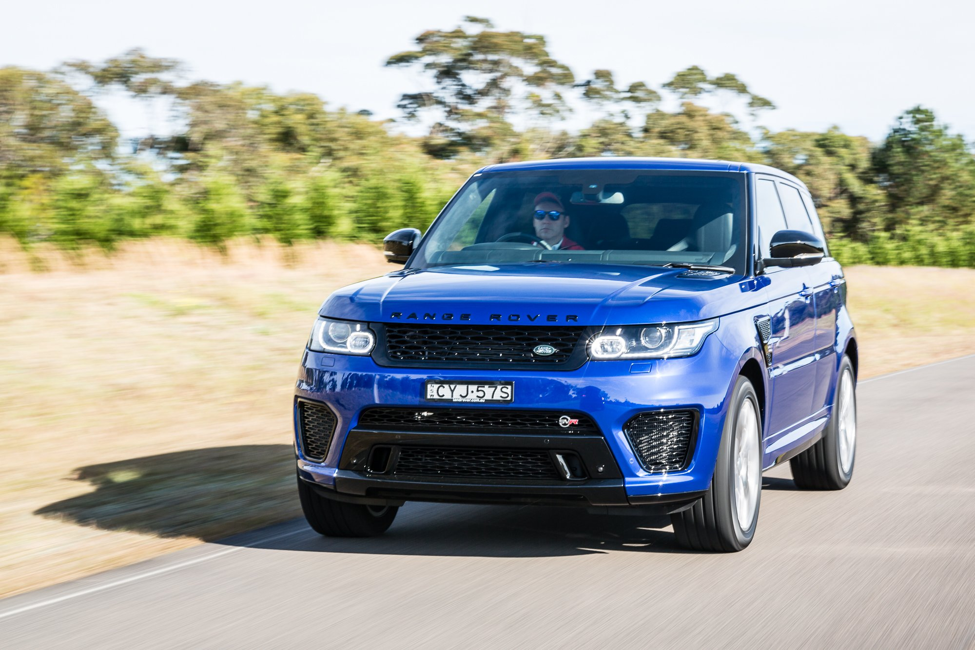 Innovative 2015 Range Rover Sport SVR Review  CarAdvice