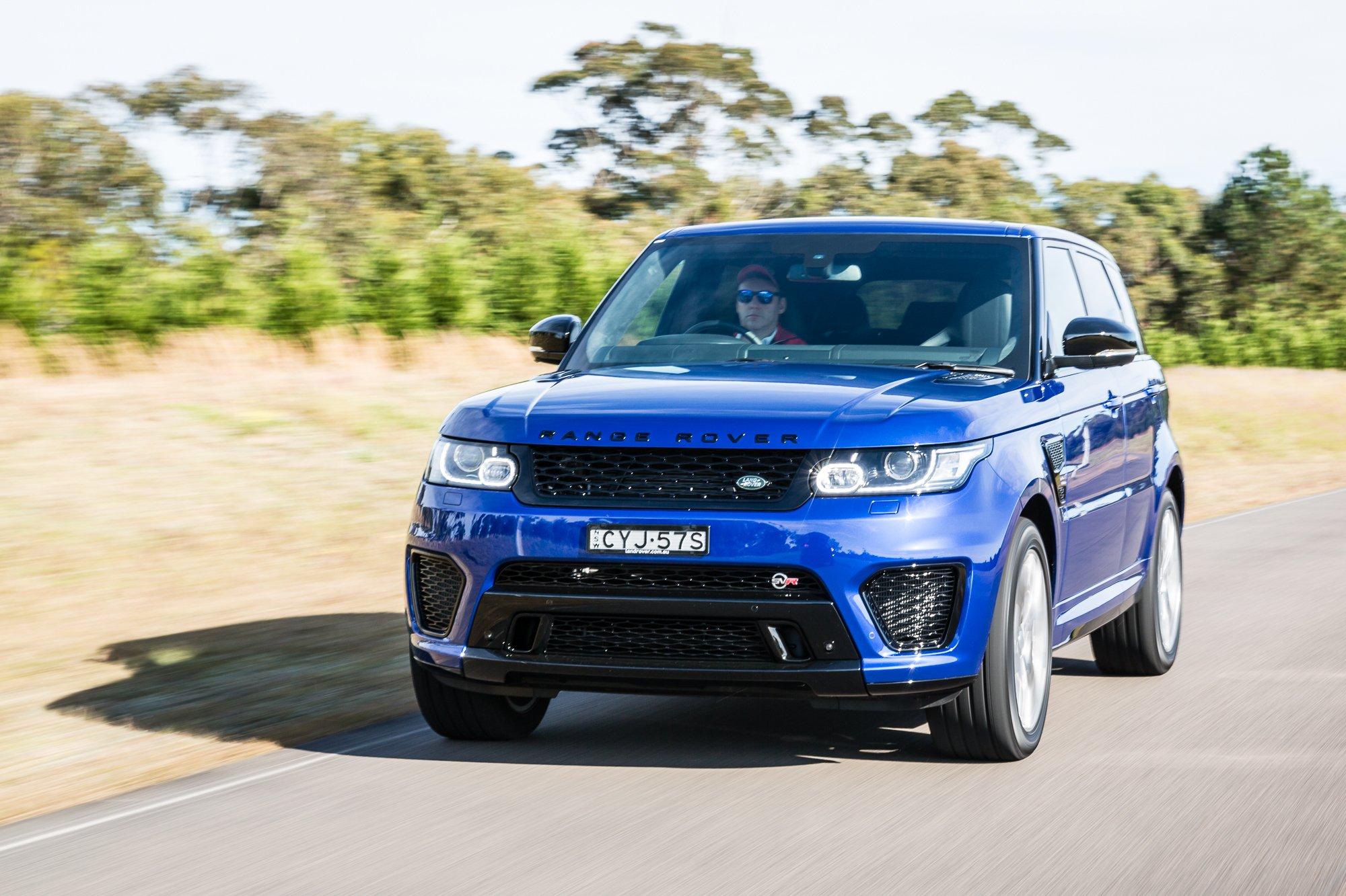 2015 Range Rover Sport Svr Review Caradvice