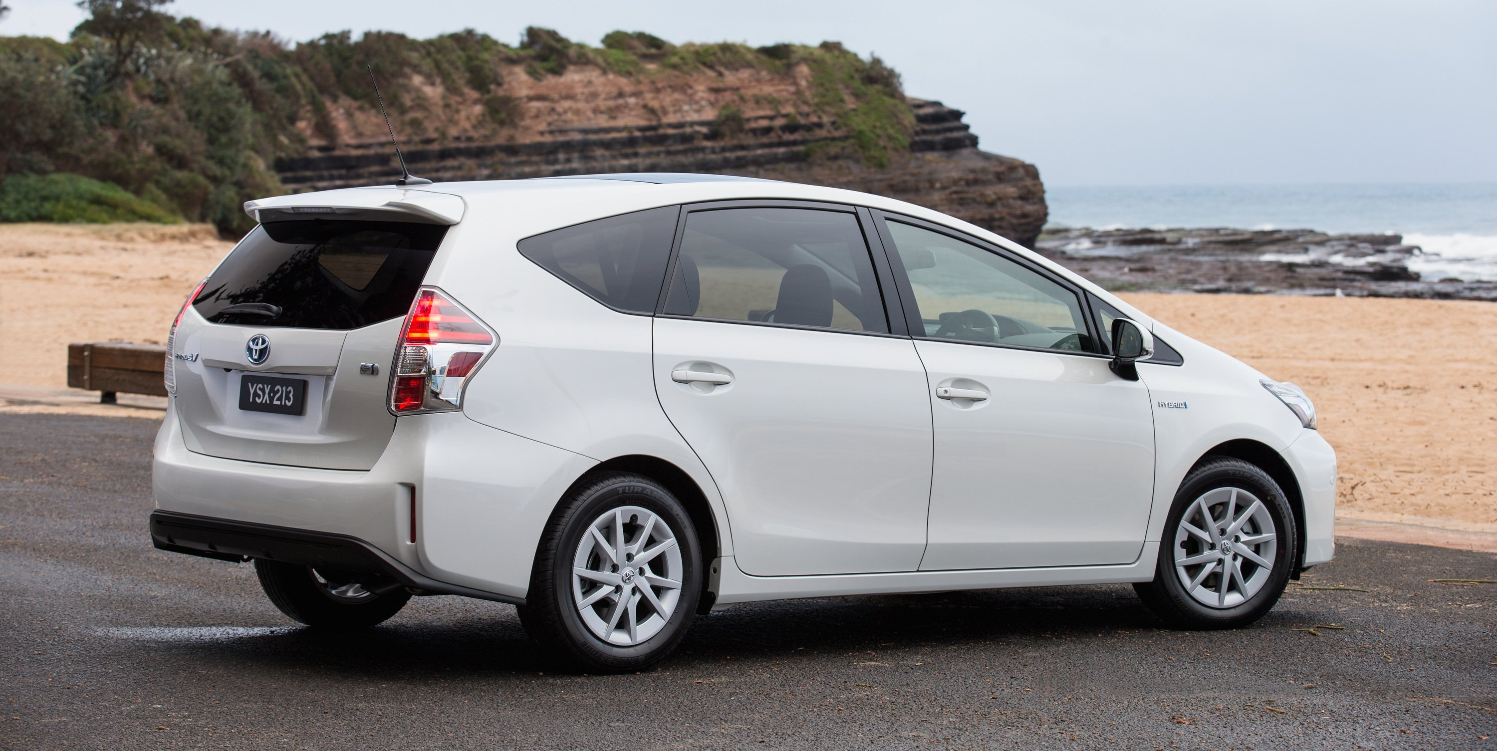 2015 toyota prius v pricing and specifications photos 1 of 7. Black Bedroom Furniture Sets. Home Design Ideas