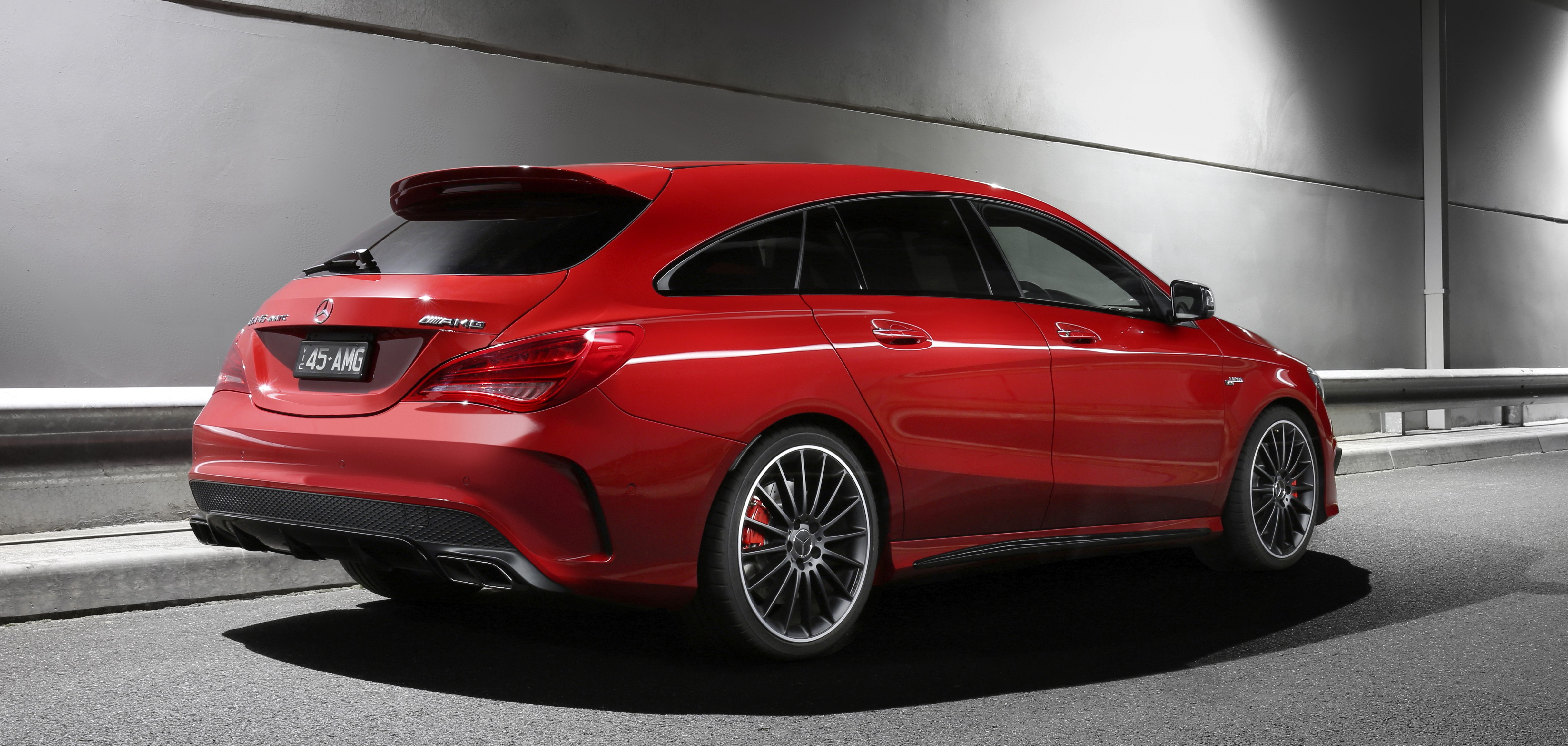 mercedes benz cla shooting brake review caradvice