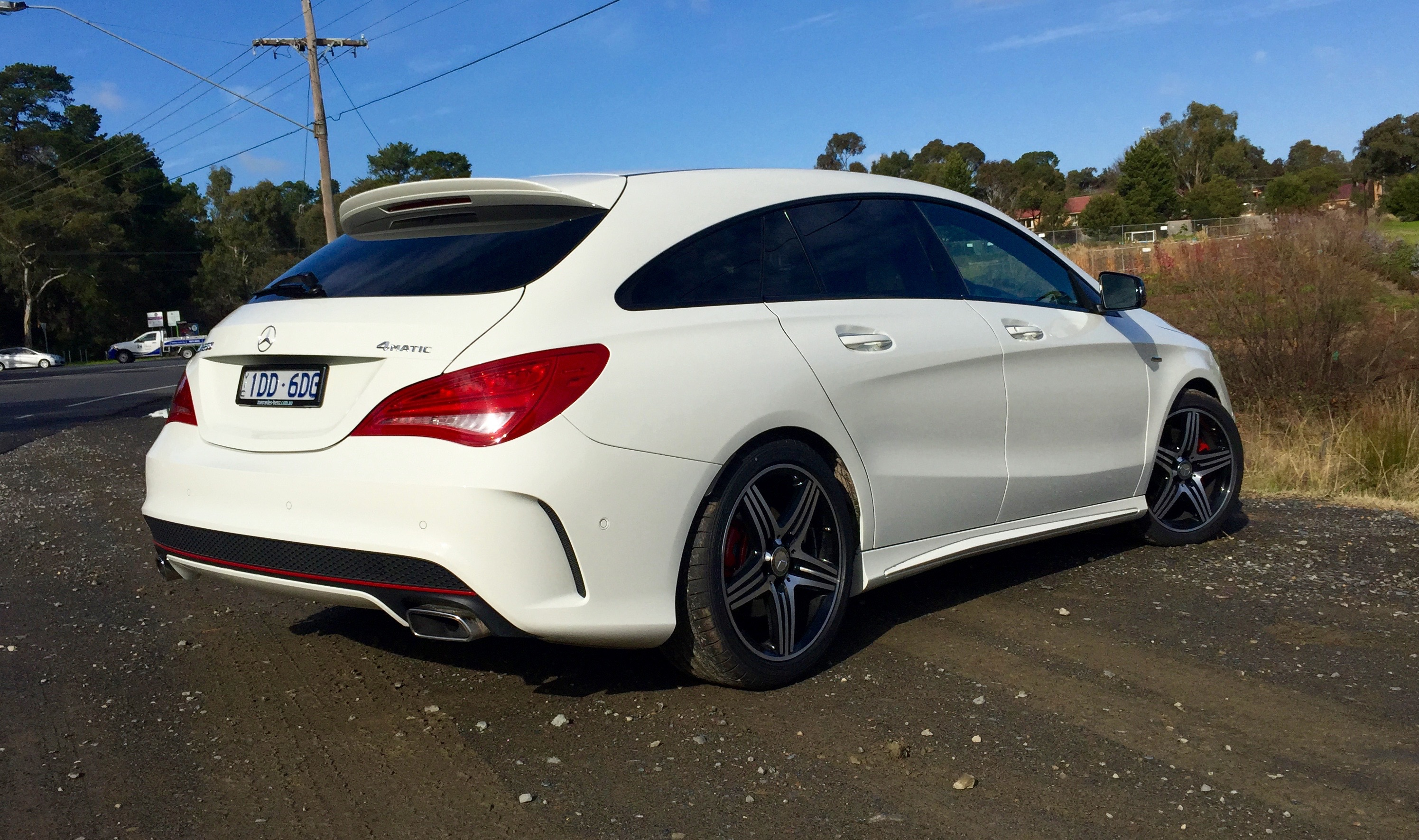 Mitsubishi Suv 2015 >> Mercedes-Benz CLA Shooting Brake Review | CarAdvice