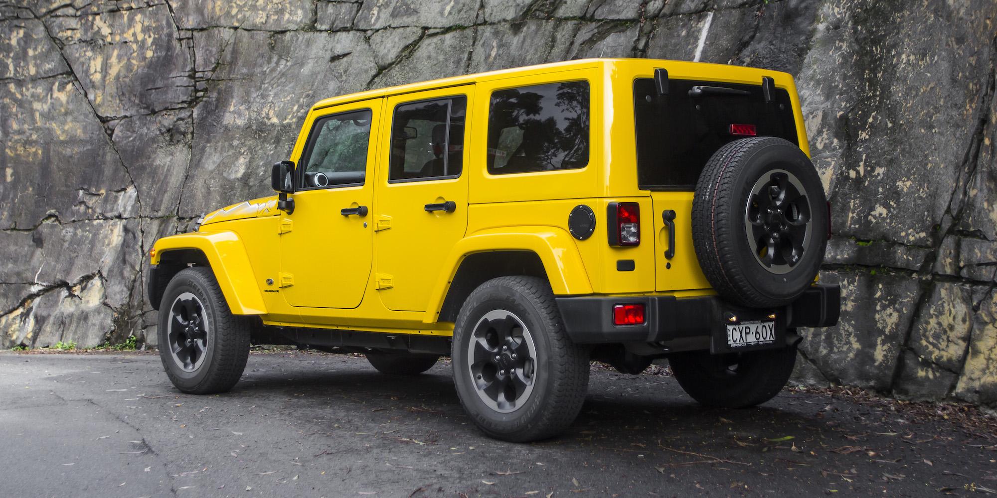 Unique 2015 Jeep Wrangler Unlimited X Review  Jenolan Caves