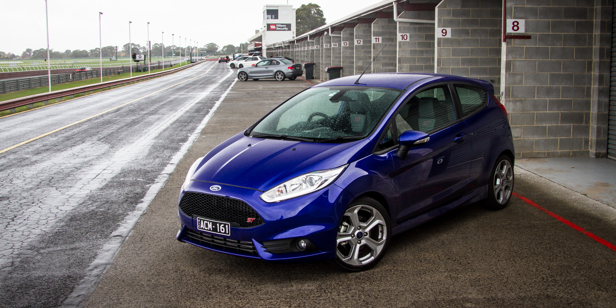 2015 ford fiesta st review sandown raceway weekender photos caradvice. Black Bedroom Furniture Sets. Home Design Ideas