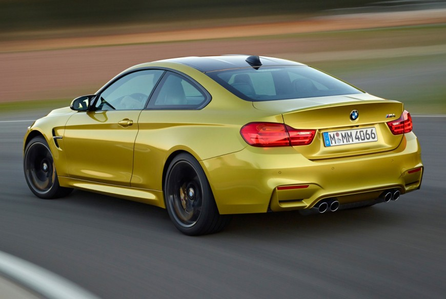 2016 Bmw M3 M4 Pricing And Specifications Photos 1 Of 5