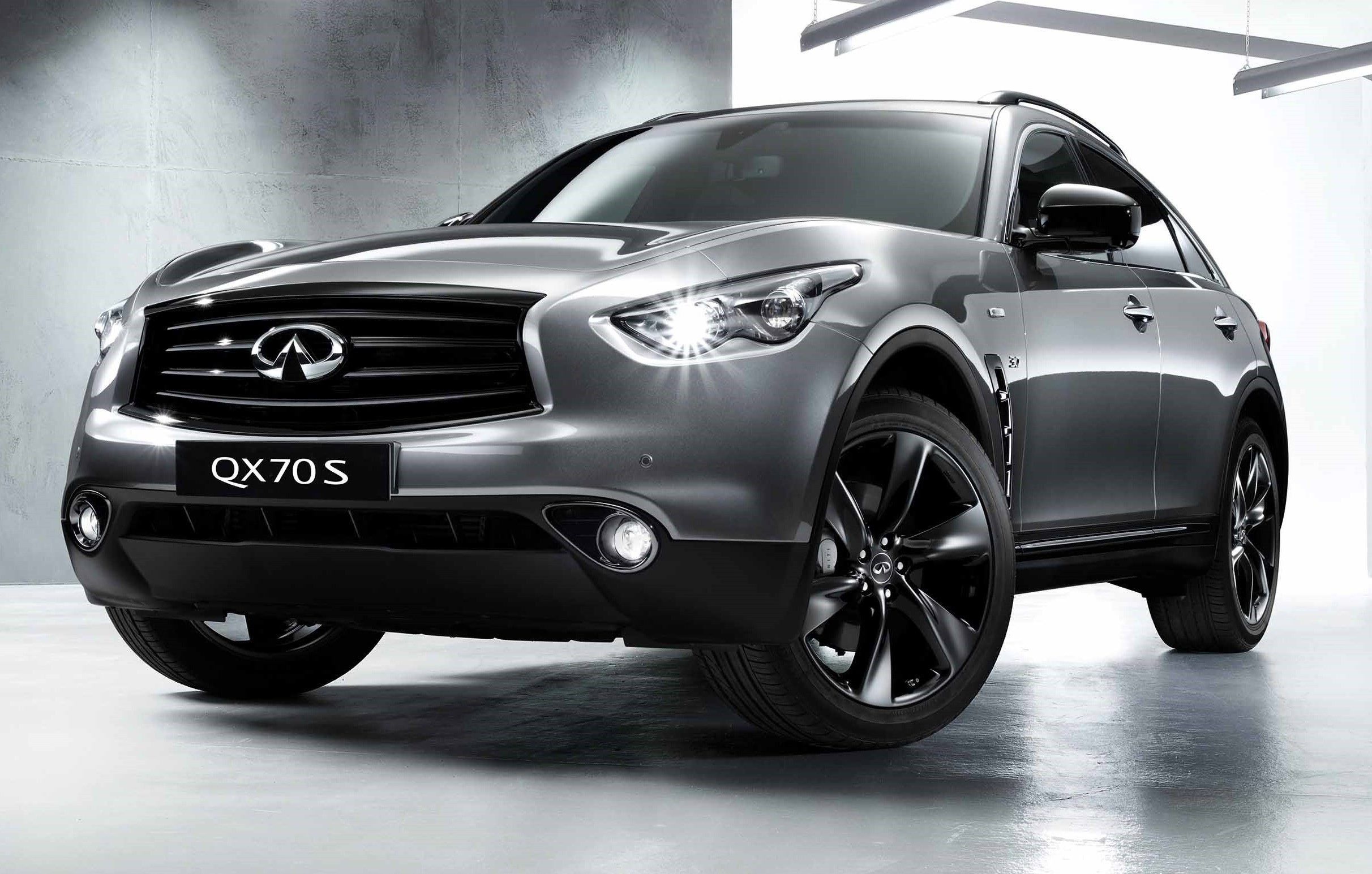 2016 infiniti qx70 s design pricing and specifications. Black Bedroom Furniture Sets. Home Design Ideas