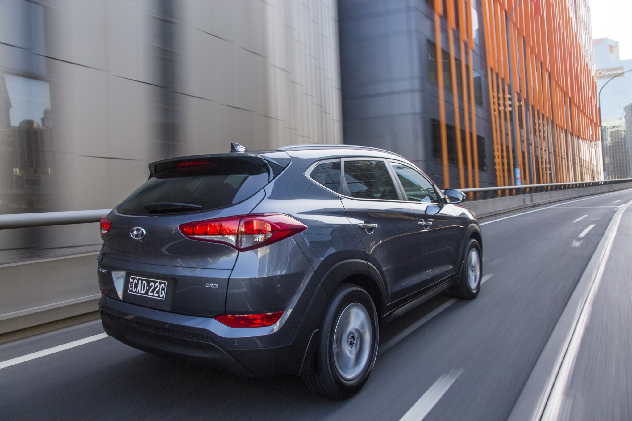 2016 hyundai tucson quality review the car connection. Black Bedroom Furniture Sets. Home Design Ideas