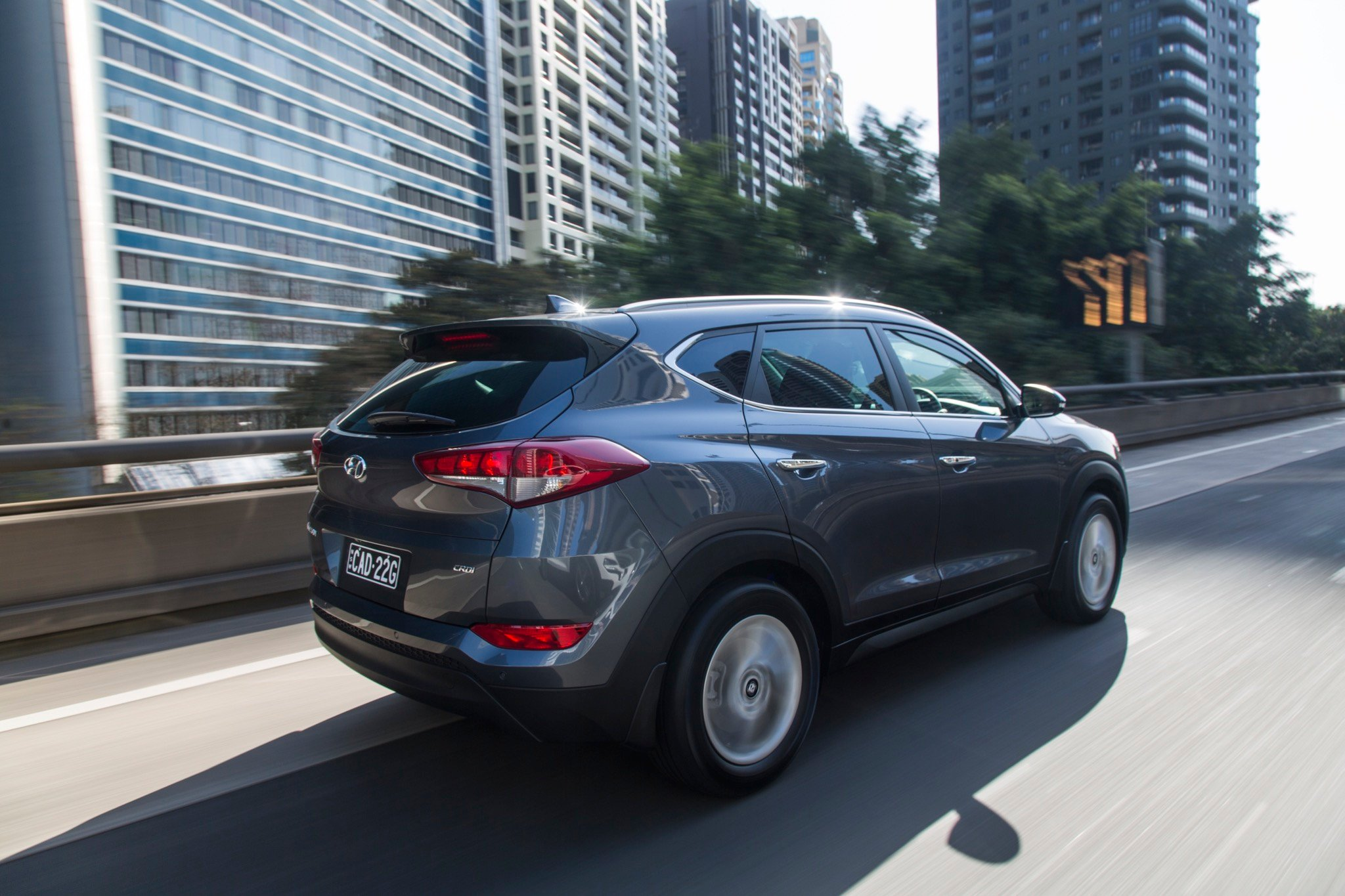 Awesome 2016 Hyundai Tucson Review  CarAdvice