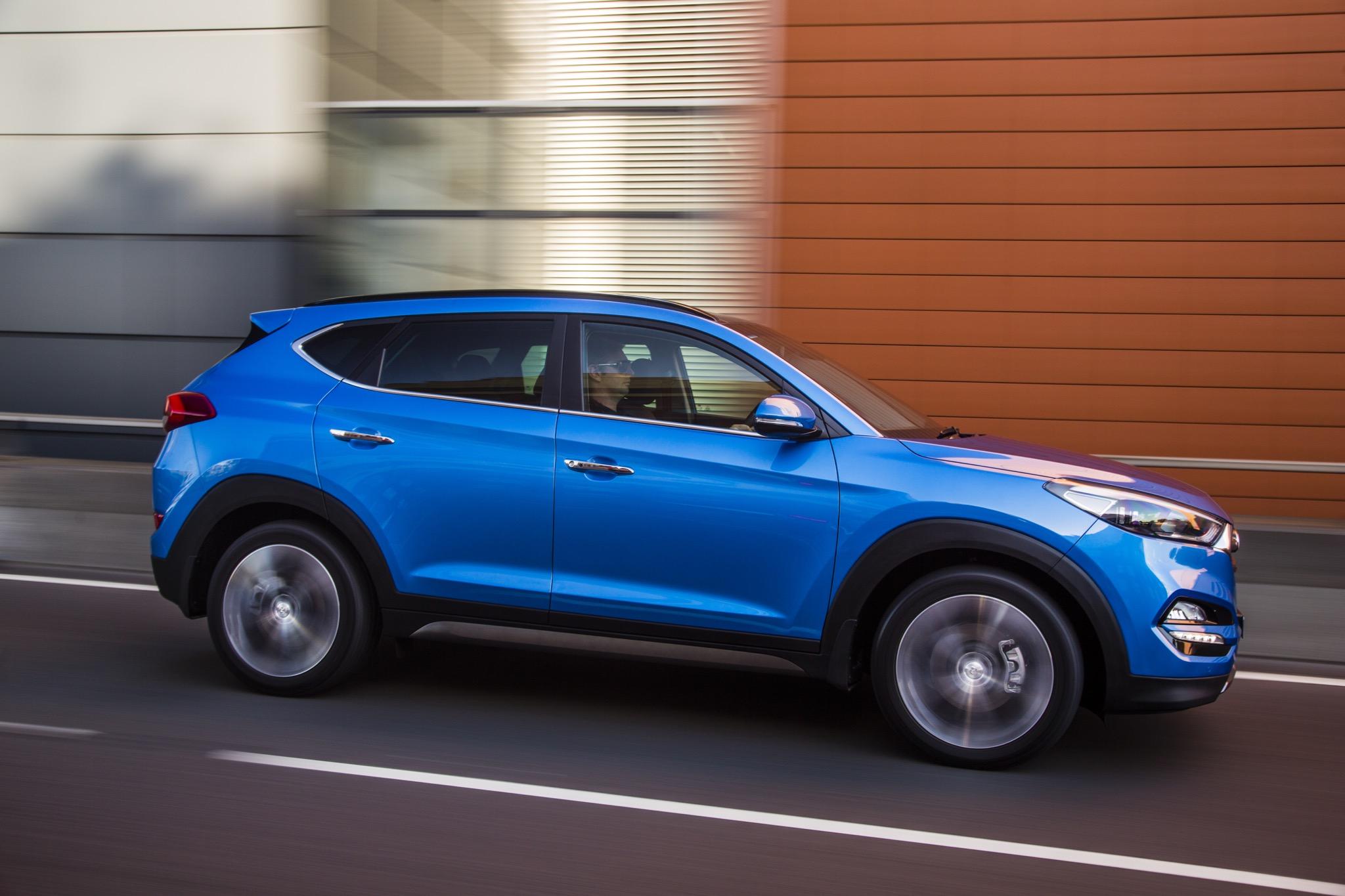 Fantastic 2016 Hyundai Tucson Review  CarAdvice
