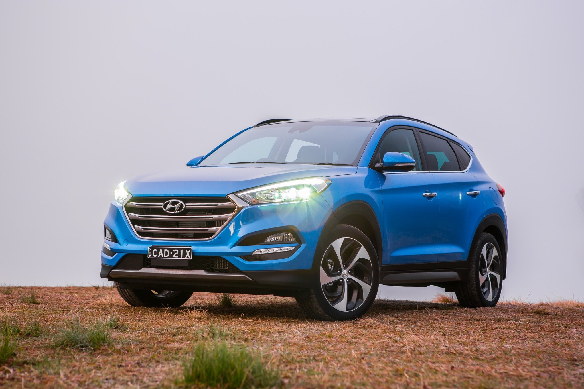 2016 Hyundai Tucson Reviews - Research Tucson Prices ... |Orange Hyundai Tucson 2016
