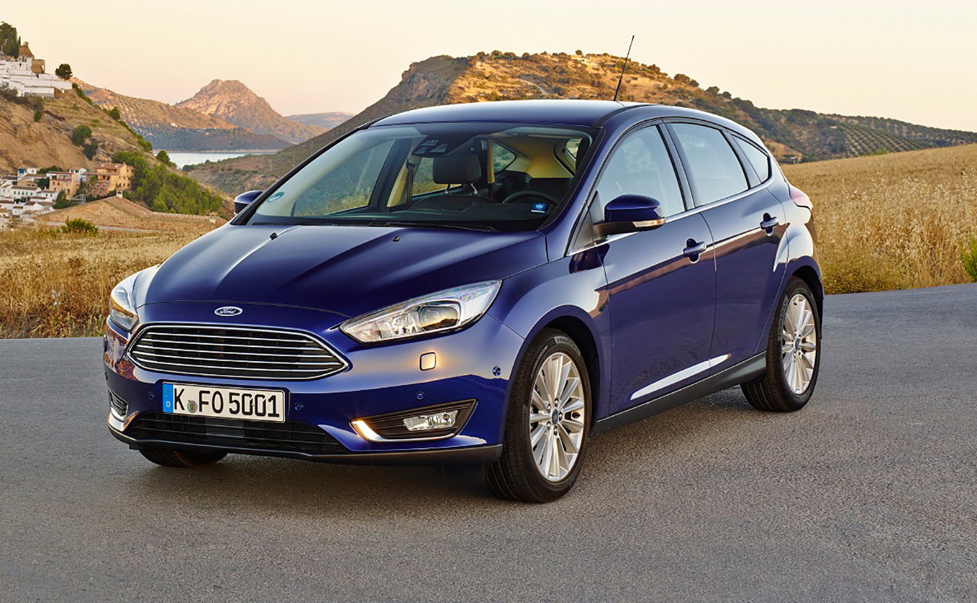 2016 Ford Focus Pricing And Specifications Photos 1 Of 7