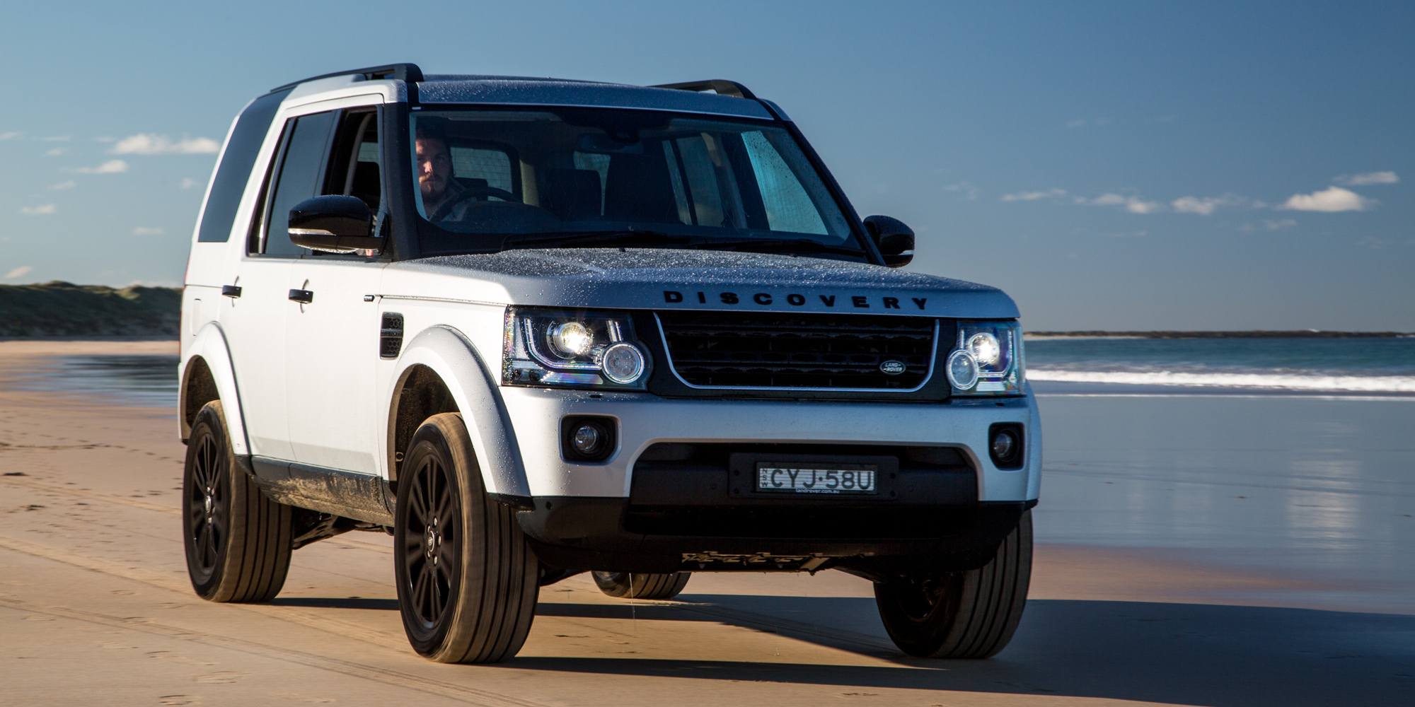 how to draw a land rover discovery