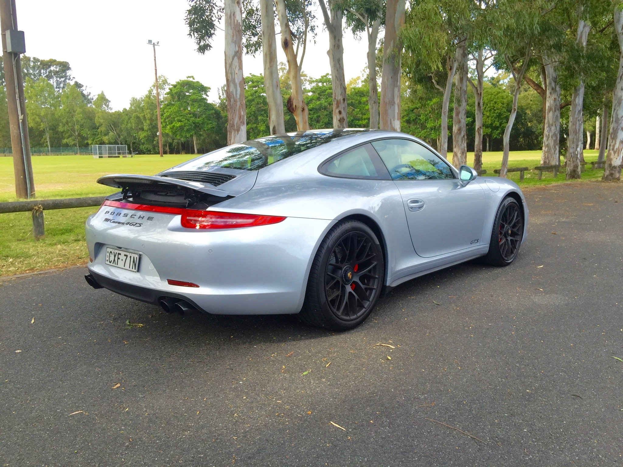 porsche 911 carrera 4 gts review caradvice. Black Bedroom Furniture Sets. Home Design Ideas