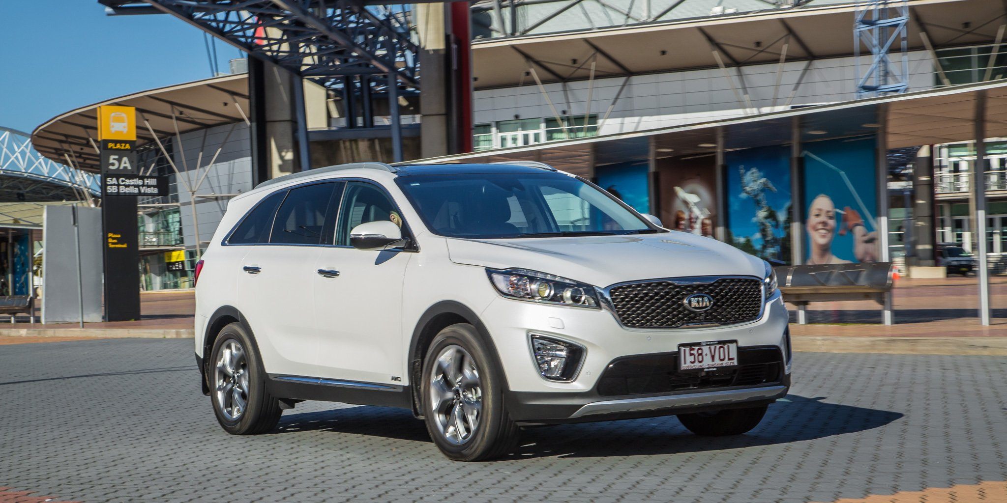 Awesome 2015 Kia Sorento Platinum Review  CarAdvice