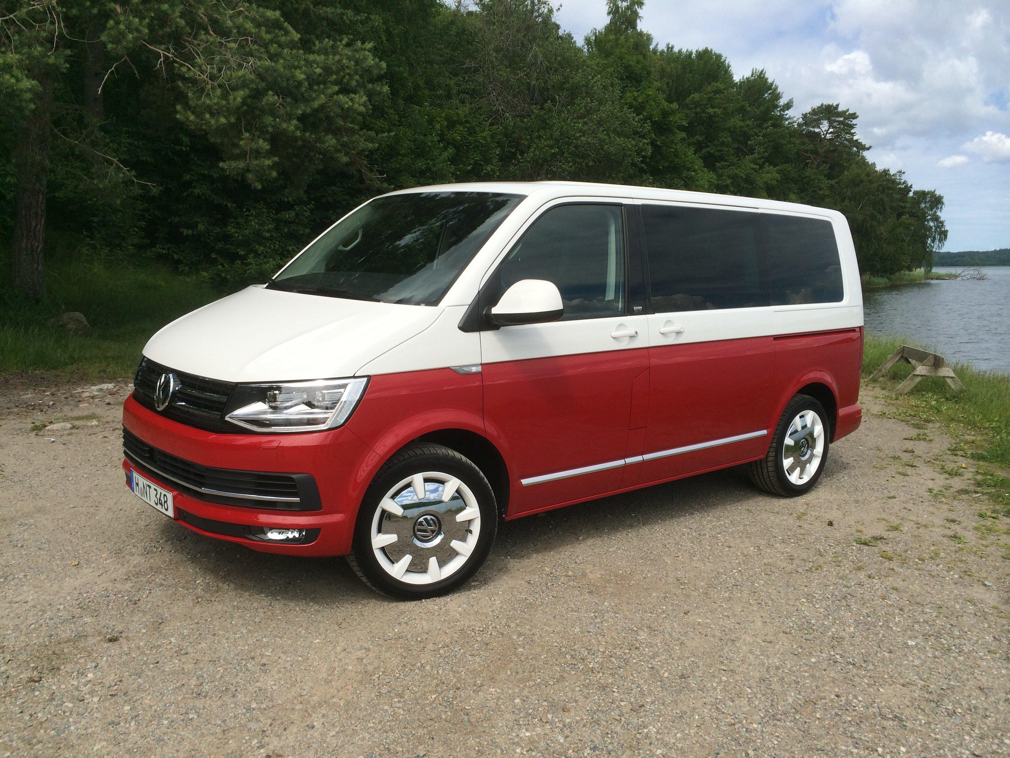 Volkswagen Multivan Generation Six Review | CarAdvice