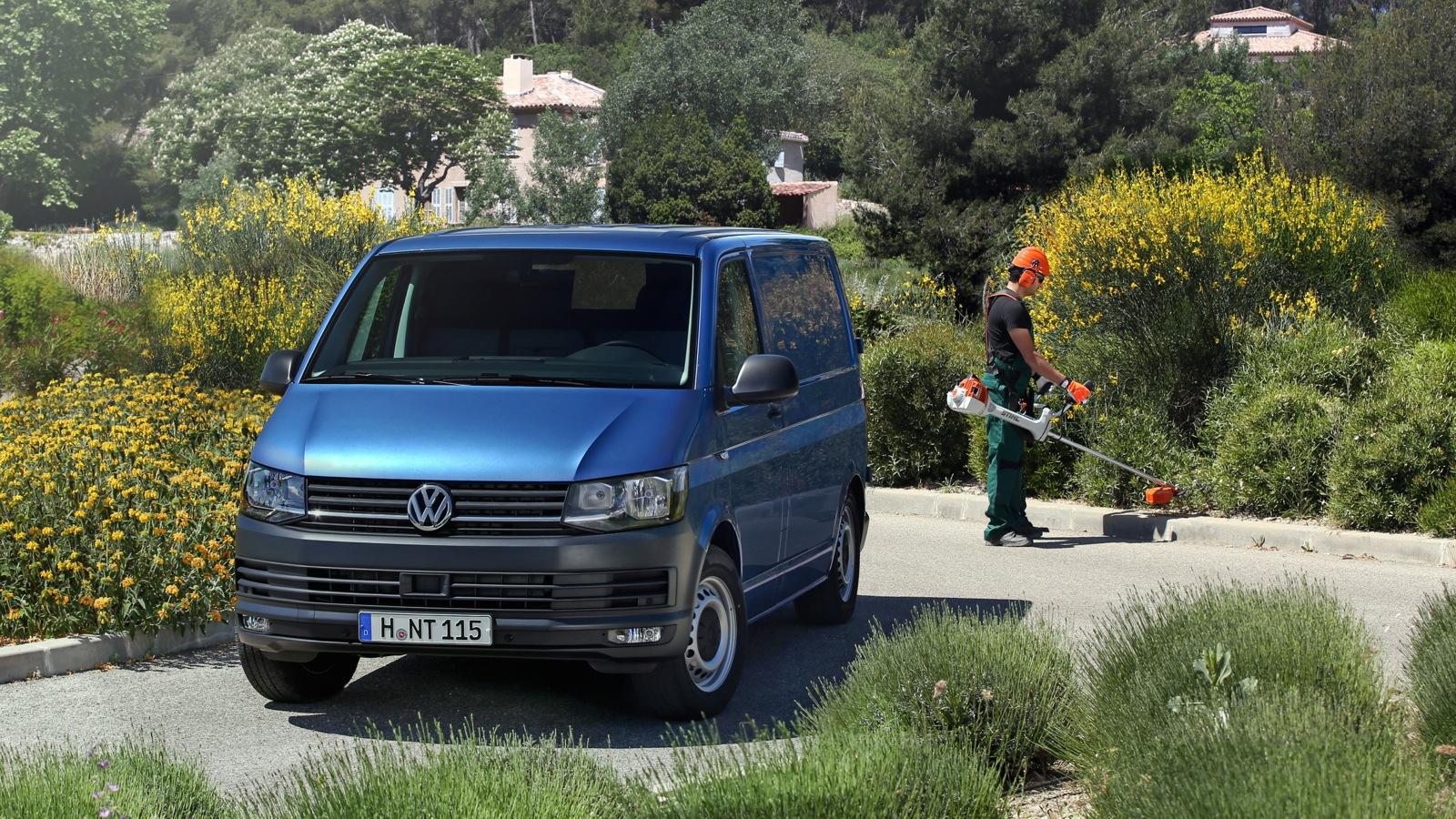 volkswagen transporter t6 review caradvice. Black Bedroom Furniture Sets. Home Design Ideas